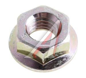 Гайка М8х1.25х8 ВАЗ-2110 генератора с фланцем DIN6923, 21100-3701686-008