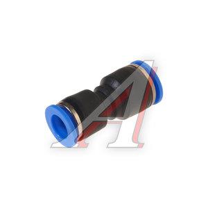 Фитинг для пластиковых трубок 12x10мм ROCK FORCE RF-SPG12-10