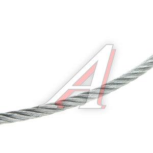 Трос d=5мм металлический 1м DIN3055