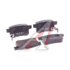 Колодки тормозные HONDA Accord (08-) (2.0/2.4) задние (4шт.) HSB HP5215, GDB3482, 43022-TL1-G01