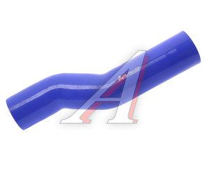 Патрубок МАЗ радиатора нижний (L=420мм, d=70) силикон 6501А5-1303260