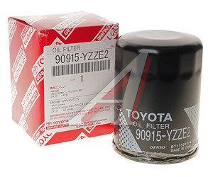 Фильтр масляный TOYOTA Camry (2.4) (09-) OE 90915-YZZE2, OC217, 90915-YZZJ2