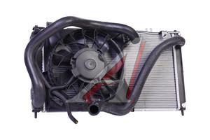 Радиатор ВАЗ-21902 в сборе (с ресивером) 21902-1300008-11, 21902130000811
