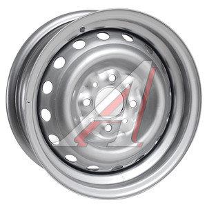 Диск колесный ВАЗ-2106 эмаль (серебро) АвтоВАЗ 2103-3101015-07, 21030310101507, 2103-3101015