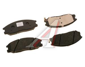 Колодки тормозные SSANGYONG Actyon (06-),Kyron (05-),Actyon Sports (06-) передние (4шт.) OE 48130091A0, GDB3244