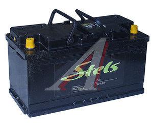 Аккумулятор STELS 100А/ч обратная полярность 6СТ100