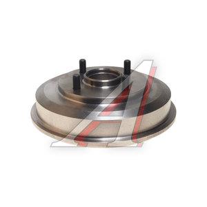 Барабан тормозной FORD Fusion,Fiesta задний (1шт.) TRW DB4308, 1468774 /1151001/1213352