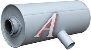 Глушитель КАМАЗ-5320 (ОАО КАМАЗ) 5320-1201010-01, 5320-1201010
