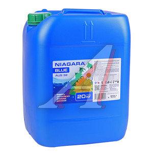 Жидкость адсорбирующая (аммиачная добавка) 20кг NIAGARA AdBlue