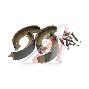 Колодки тормозные MERCEDES Sprinter задние (4шт.) BASBUG BSG60205002