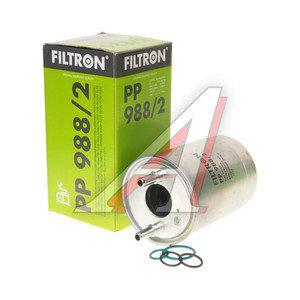 Фильтр топливный RENAULT Fluence (10-),Grand Scenic,Megane (08-) FILTRON PP988/2, KL485/5D, BN8R-51-3G0C