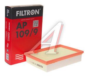 Фильтр воздушный CHEVROLET Aveo (11-) (1.2/1.3/1.4) FILTRON AP109/9, LX1997, 96950990