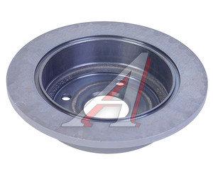 Диск тормозной CHEVROLET Lacetti (03-) задний (1шт.) OE 96549630, DF7381