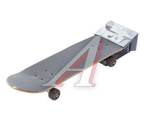 "Скейтборд 31х8"" алюминиевый трак Park 2 LARSEN SBHC-2, 336059"