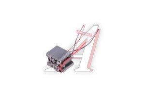 Разъем ВАЗ-2110 реле электромагнитного 4-конт. CARGEN AX-340-3