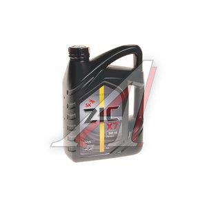 Масло моторное X7 синт.4л ZIC ZIC SAE5W40, 162662