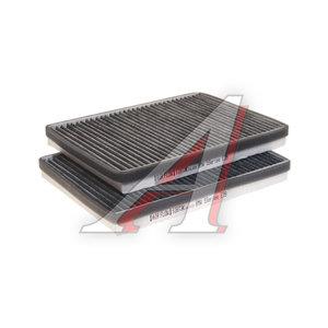 Фильтр воздушный салона BMW 5 (E39) (угольный) SIBТЭК AC04.40C, LA73/S