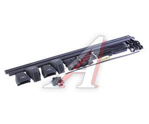"Багажник CHEVROLET Lachetti хетчбек (04-) прямоугольный, сталь комплект L=1200мм ""LUX"" 6932 МУРАВЕЙ, 692032"