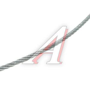 Трос d=2мм металлический 1м DIN3055