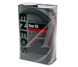 Масло трансмиссионное GEAR GL-5 0.94л ENEOS ENEOS SAE75W90