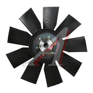 Вентилятор ЯМЗ-7511.10,658.10 (серия 710, крыл. 660мм) с вязкостной муфтой ТЕХНОТРОН 020003896, 21-359-080