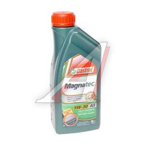 Масло моторное MAGNATEC A5 синт.1л CASTROL CASTROL SAE5W30, 15581E