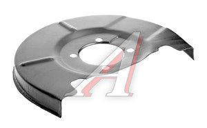 Кожух ВАЗ-2101 диска тормозного левый 2101-3501147, 21010350114700