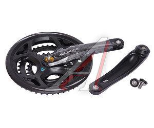Система велосипедная 175мм 48/38/28T защита черный SHIMANO EFCM311E888CL