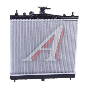 Радиатор NISSAN Micra (03-) охлаждения двигателя LUZAR LRC141AX, 68700A, 21460-9U00A/21460-AX800
