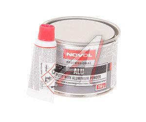 Шпатлевка с алюминиевым наполнителем NOVOL ALU 0.25кг NOVOL, 63964