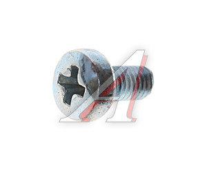 Винт М3х0.5х6 с полуцилиндрической головкой под крест DIN7985