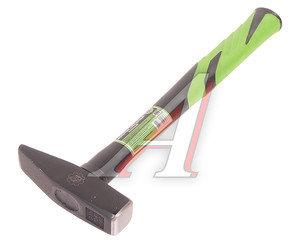 Молоток 0.500кг слесарный кованый фибергласовая ручка АВТОТОРГ АТ-0650, AT50650