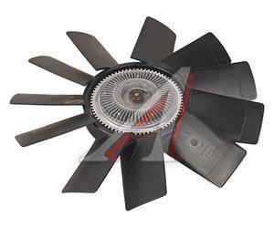 Вентилятор ГАЗ-3302 Бизнес с муфтой в сборе дв.CUMMINS BORG WARNER 020005181\020005158, 020005181