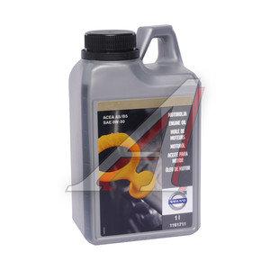 Масло моторное ENGINE OIL синт.1л SAE0W30 VOLVO 1161711, VOLVO 0W30