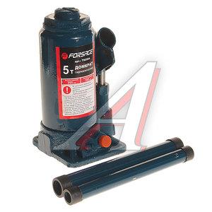 Домкрат бутылочный 5т 185-355мм с клапаном FORSAGE 90504, FS-T90504