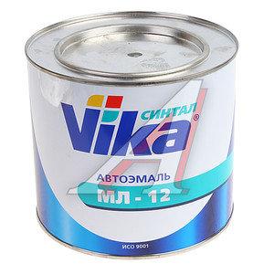 Краска защитная хаки 2кг VIKA МЛ-12, 48558