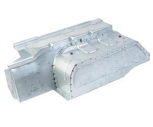 Подножка ГАЗ-2705 кабины правая (ОАО ГАЗ) 2705-8405012