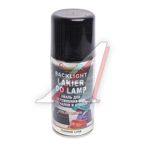 Краска для тонировки фар черная 150мл EVRO COLOR EVRO COLOR