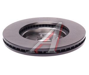 Диск тормозной TOYOTA Camry (V30) (01-06) передний (1шт.) TRW DF4204, 43512-48011/43512-33100/43512-48060