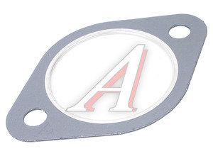 Прокладка ЯМЗ-236 коллектора выпускного окантовка ф60мм ЯЗТ 236-1008027-Б