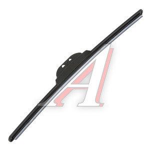 Щетка стеклоочистителя 350мм беcкаркасная (крепление крючок) Super Flat Graphit ALCA AL-044, 044000