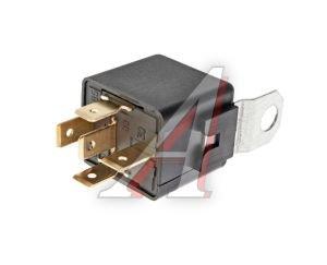 Реле электромагнитное 12V 5-ти контактное с кронштейном АВАР 75.3777/90.3747, 75.3777, 90.3747