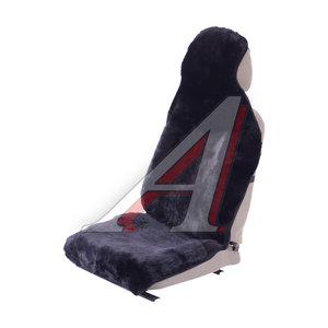 Накидка на сиденье мех натуральный черная 2шт. овчина Contur PSV 125520, 125520 PSV