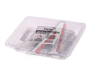 Предохранитель 25A флажковый MAXI комплект (10шт.) KORTEX KFX25A10