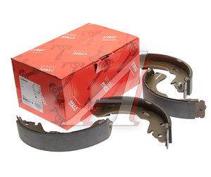 Колодки тормозные FORD Maverick (01-) MAZDA 626 (97-02),Premacy (99-) задние барабанные (4шт.) TRW GS8664, 4679068/4438930/4083897/GEYT-26-38ZC/ECY1-26-38ZC