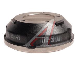 Барабан тормозной HYUNDAI HD65 задний (шир.75мм) (5 отверстий) (1шт.) VALEO PHC R8049, 52761-5H002