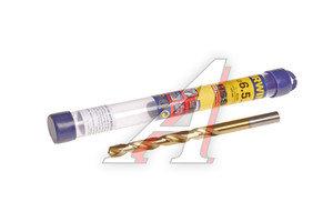 Сверло по металлу 6.5х101мм HSS Titanium IRWIN 10502592