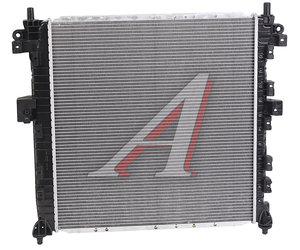 Радиатор SSANGYONG Actyon (06-),Kyron (05-) МКПП LUZAR LRC1750, 2131009152