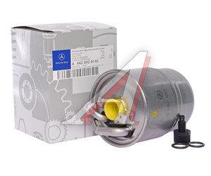 Фильтр топливный MERCEDES A (W169),C (W204),E (W211),ML (W164) OE A6420920101, KL228/2D