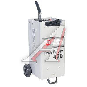 Устройство пуско-зарядное 12-24V/50-750Ач/390А передвижное ERGUS TECH BOOST 420, 771-459